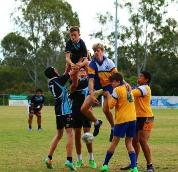 Laidley High Rugby Team Wins Ipswich Division