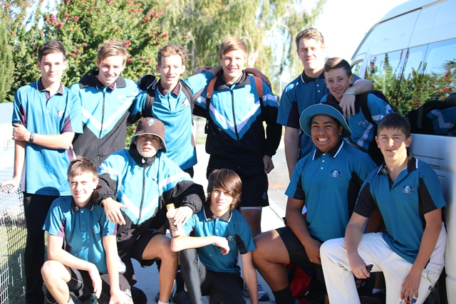 Laidley SHS Cricket Team Win Metro Finals